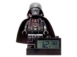 <b>Будильник Star</b> Wars «Darth Vader» 20 years 9004216 <b>LEGO</b> ...