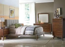 century bedroom furniture decoration  bedroom mid century modern platform bed light brown varnished oak woo