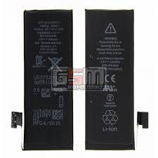 <b>Аккумулятор</b> для мобильного телефона Apple iPhone 5, (Li-ion ...