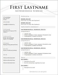 Imagerackus Unique Examples Of A Job Resume Ziptogreencom With