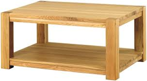 baumhaus aston oak large coffee table baumhaus aston oak hidden