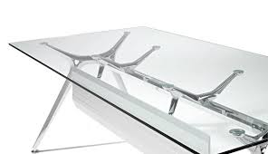 brilliant glass office table desk bq b baiqiao china manufacturer within glass office table amazing black glass office