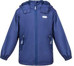 Купить <b>куртка для мальчика Barkito</b> темно-синяя S19B4009P(2 ...