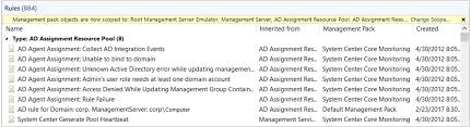 how to configure and use active directory integration for agent ad integration agent assignment rule