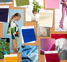 Color Intelligence - <b>Fashion</b> Color Trend Report New York Spring ...