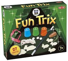 Купить <b>набор фокусов Tactic</b> Games Fun Trix 53707, цены в ...