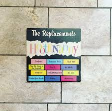 The <b>Replacements</b> - <b>Hootenanny</b> – World Of Echo