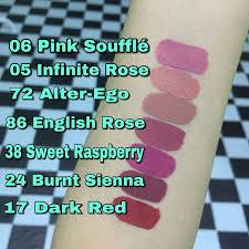 My <b>Sephora</b> Lip stain