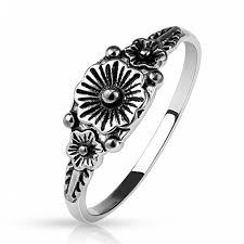 Кольцо Тройной цветок купить недорого, описание отзывы на ...