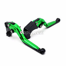 <b>Motorcycle</b> CNC Billet Aluminum <b>Folding</b> Extendable Brake Clutch ...