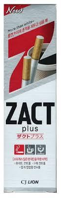 <b>Зубная паста</b> Lion <b>Zact</b> Plus — купить по выгодной цене на ...