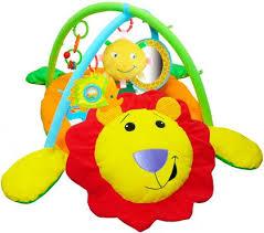 <b>Развивающий коврик Biba Toys</b> BP668 Лев купить недорого в ...