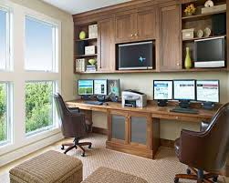 officealluring home office decor in bedroom with textured wood floor and bedsheet also white alluring home ideas office