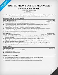 hotel front office manager resume  resumecompanion com   travel     hotel front office manager resume  resumecompanion com   travel