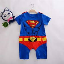 Toddler <b>Superhero</b> Costumes Infant Girls Boys Set <b>Superman</b> ...