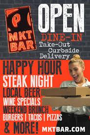 <b>Steak Night</b> | MKT BAR