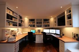 modern two person desk home office with white cupboard and dark chair photos also awesome computer awesome computer desk home