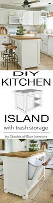 Small Kitchen Island Designs 25 Best Ideas About Small Kitchen Islands On Pinterest Small