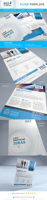 corporate flyer ad template by genetic graphicriver corporate flyer ad template corporate flyers