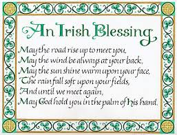 Image result for Irish Blessings