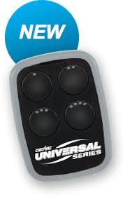 Genie <b>Universal Remote</b> Garage Door Opener
