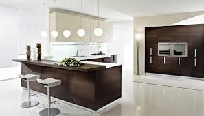 kitchen floor tiles small space: white kitchen floor tile ideas with modern barstools plus kitchen island and countertop cabinet elegant white kitchen floor tile ideas with modern