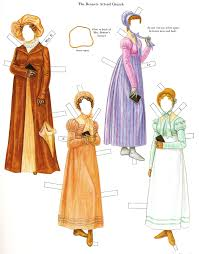 pride and prejudice gabi s paper dolls pride and prejudice