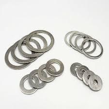M4 M5 M6 M8 Aluminum washer <b>metal</b> ring <b>flat washers</b> aluminum ...