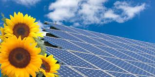 La bataille du soleil dans économie