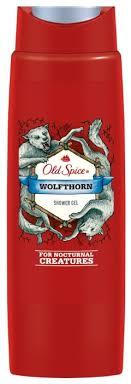 <b>Гель для душа Old</b> Spice Wolfthorn — купить по выгодной цене на ...