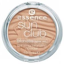 <b>essence sun club</b> shimmer bronzing <b>powder</b>- Buy Online in Israel at ...
