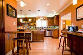 ideas burnt orange:  burnt kitchen gorgeous orange kitchen decor ideas kitchen design best kitchen colors images