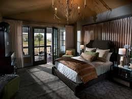 warm colors define master bedroom bedroom chandelier lighting