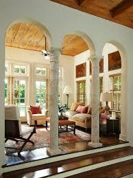 living room pillar arch home design photos beautiful living room pillar