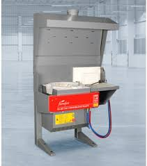 Flamefast DS430S Chip Forge and Brazing Hearth | Combined Units