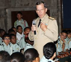 file us navy 100825 n 3135g 003 adm mike mullen chairman of the file us navy 100825 n 3135g 003 adm mike mullen chairman of the joint chiefs of staff addresses questions of leadership style from junior rotc students