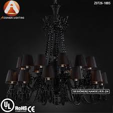 zenith chandelier lamp zenith chandelier lamp suppliers and manufacturers at alibabacom baccarat zenith arm black crystal chandelier