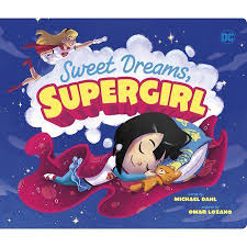 Books | Supergirl, <b>Sweet dreams</b>, Supergirl dc