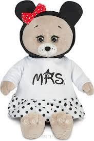 """<b>Мягкая игрушка Колбаскин & Мышель</b> """"Миссис Мышель"""", 25 см ..."""