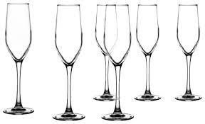 Luminarc <b>Набор фужеров для шампанского</b> Celeste 160 мл 6 ш ...
