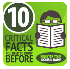 10 things you MUST know before you register a domain