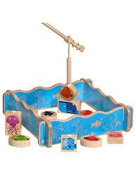 """Развивающая <b>игрушка игровой набор</b> """"Рыбалка"""" Игрушки из ..."""