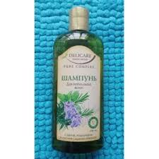 <b>Шампунь Delicare Natural Extracts</b> Pure Complex для нормальных ...