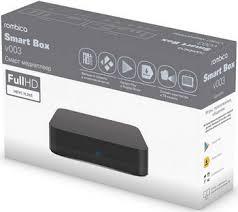 <b>Приставка Smart TV Rombica</b> Smart Box v 003 купить в интернет ...