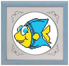 <b>Набор для вышивания НАСЛЕДИЕ</b> МС-004 Рыбка 2 — купить по ...