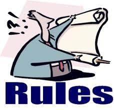 Iran rules