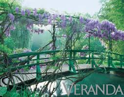 best images about claude monet s garden in giverny wisteria covered bridge in claude monet s garden in giverny veranda
