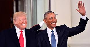 Obama, Trump Tie as Most Admired <b>Man in 2019</b>