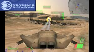 <b>Dropship</b>: United Peace Force ... (PS2) Gameplay - YouTube