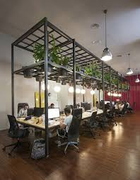 interior design for office space. in barcelona studio lagranja have created an airy plantfilled office space for design officesoffice designsoffice ideasinterior interior g